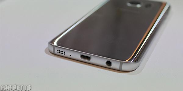 دلایل عدم استفاده از درگاه USB C در گلکسی S7
