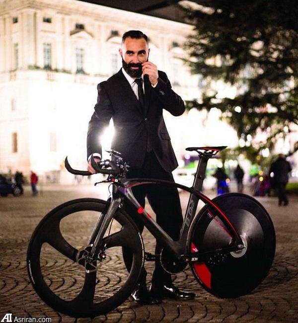 سفر به آینده با دوچرخه الکتریکی بستیانرا اسپرت