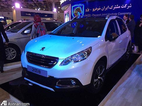 زمان عرضه محصولات جدید پژو در ایران