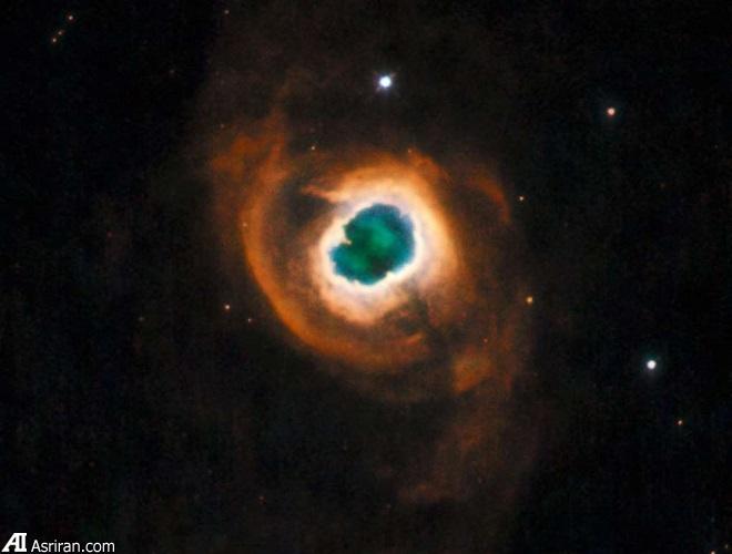 ظاهر خورشید ما در پنج میلیارد سال بعد