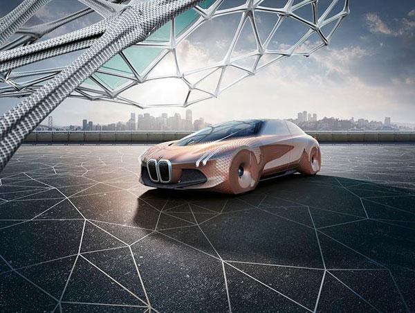 خودرو BMW برای 100 سال آینده (+عکس)