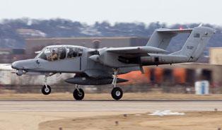 هواپیمای 50 ساله به جنگ داعش رفت (+ عکس)