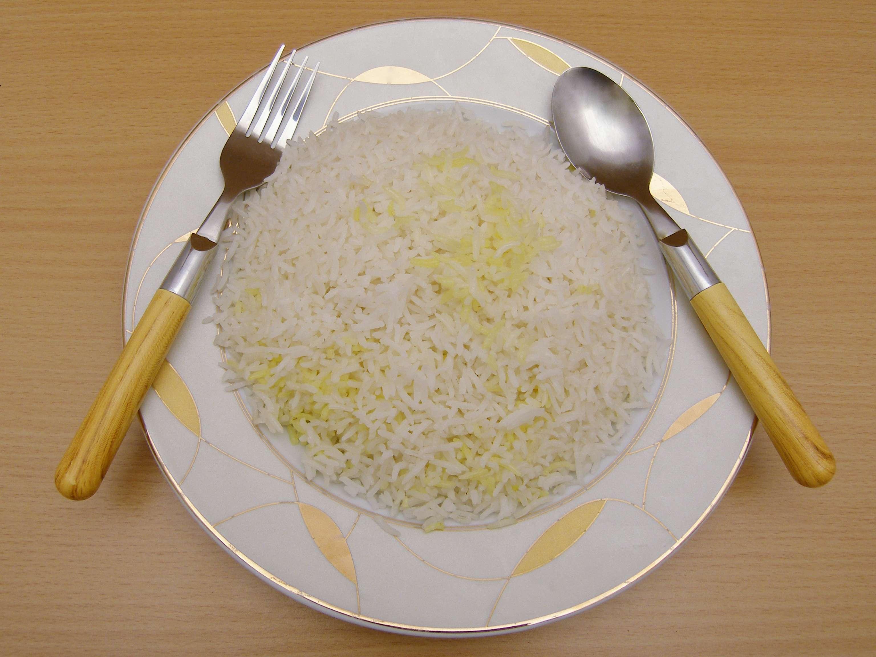 برنج واقعا شکمتان را چاق می کند
