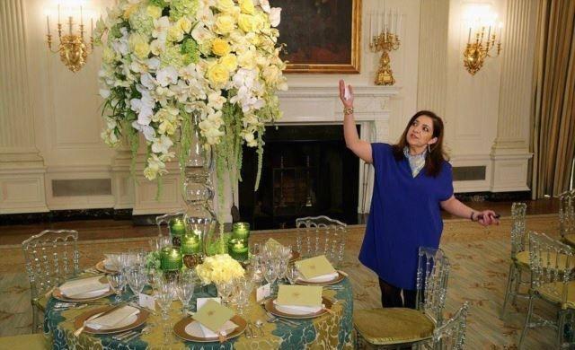 4 زن ایرانی در کاخ سفید