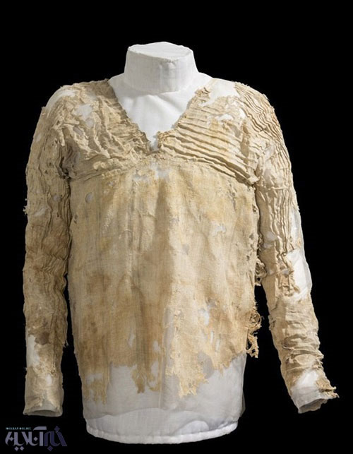 قدیمی ترین لباس کشف شده جهان (+عکس)