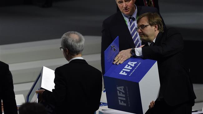 جیانی اینفانتینو از سوییس رئیس جدید فیفا شد