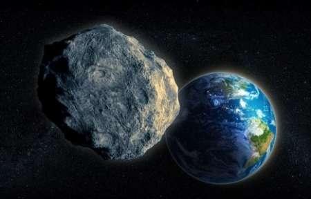 یک سیارک 18اسفند ازنزدیکی زمین عبور می کند