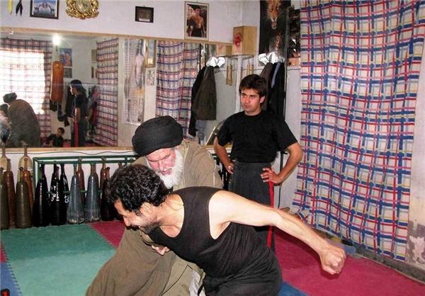 روحانی کنگ فو کار وارد خبرگان شد (+عکس)