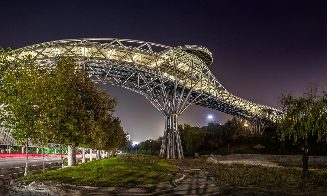 این اثر باشکوه را یک معمار زن 26 ساله تهرانی طراحی کرده است(+عکس)