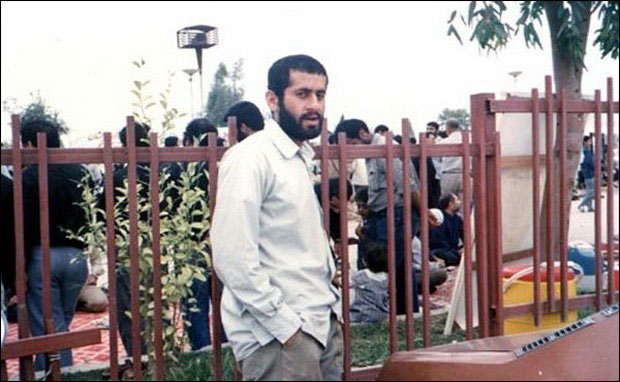 شهادت فرمانده ایرانی مدافع حرم در سوریه (+عکس)