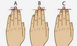 تشخیص دقیق شخصیت از روی انگشتان دست