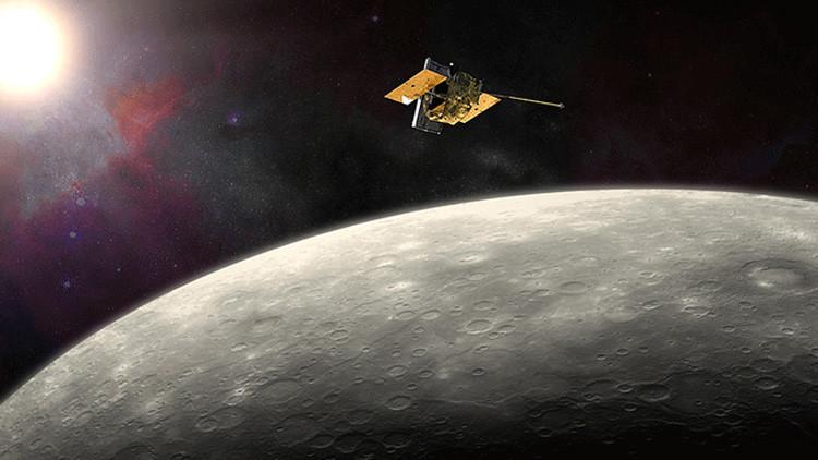 آخرین تصاویر سفینه ناسا از عطارد قبل از خودکشی (+ عکس)