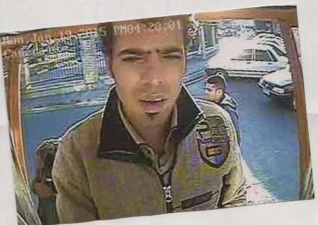 دزد کارت عابربانک را شناسایی کنید (+عکس)