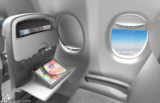 هواپیماهای آینده چگونه خواهند بود؟