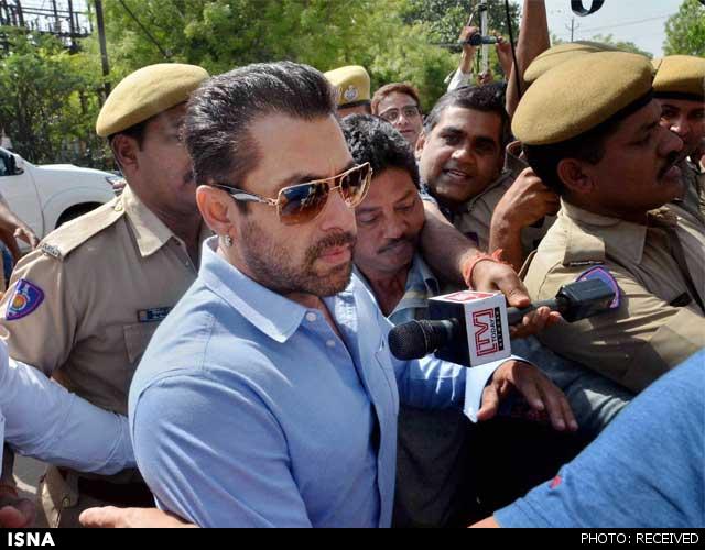 ستاره معروف سینمای هند به اتهام قتل زندانی شد