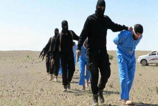 رنگ لباس قربانیان داعش تغییر کرد (+عکس)