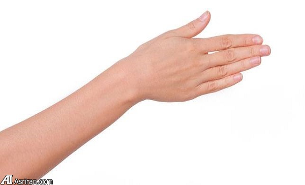 طول انگشتان دست چه چیزی درباره شما میگویند؟