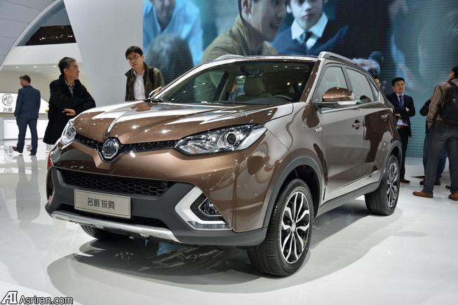 نگاهی گذرا به نمایشگاه خودرو شانگهای 2015