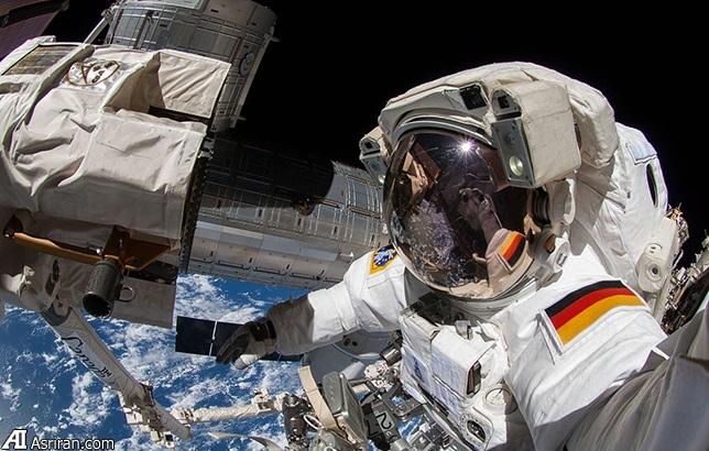 سلفیهای فضایی!