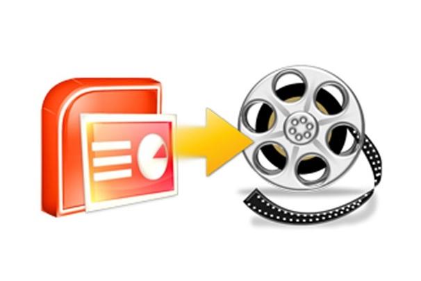 چگونه پاورپوینت را به یک فایل ویدیویی تبدیل کنیم؟