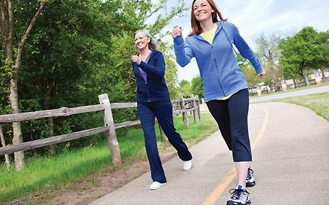 3 توصیه برای پیاده روی بهتر