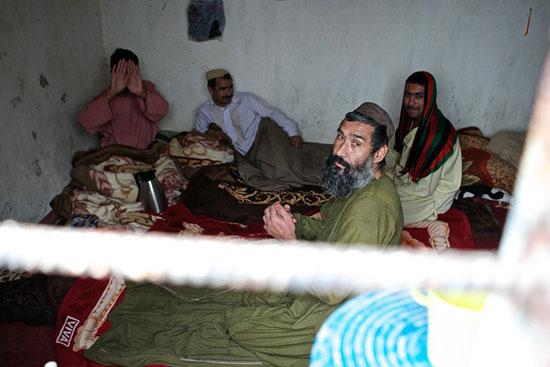 جنگ تریاک در افغانستان (عکس)