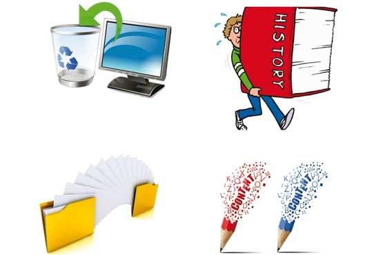 راههای پاکسازی و منظمسازی رایانه