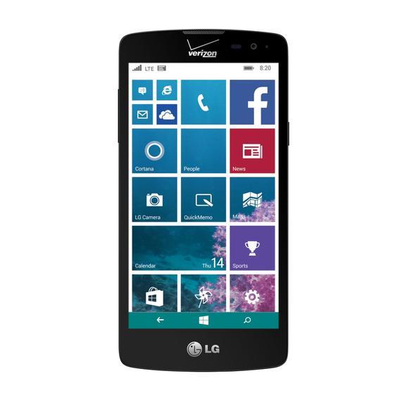 الجی هم گوشی هوشمند مجهز به ویندوز فون عرضه کرد