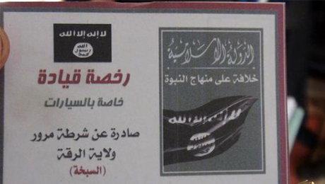 کارشناس تصادفات داعش (عکس)