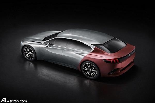 پژو 408 GT؛ واقعیت بخشی به مدل مفهومی اگزالت