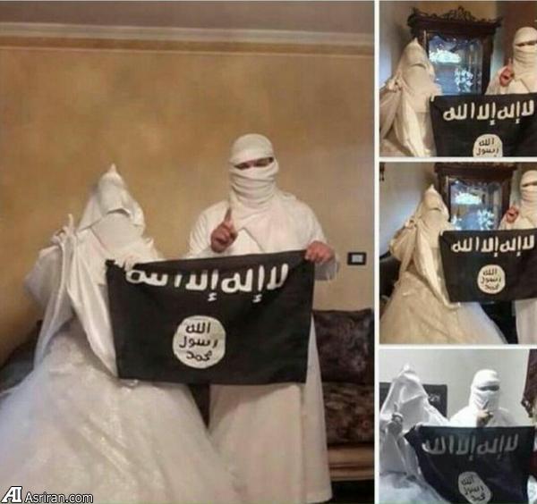 عکس داعش عروس داعش زن داعش جنایات داعش اخبار داعش