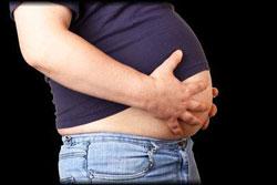 8 دلیل جدی برای بزرگ شدن شکم