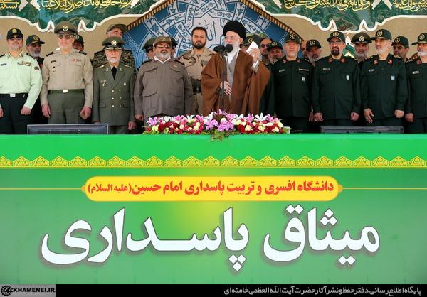 محسن رضایی در لباس سپاه؛ امروز (عکس)