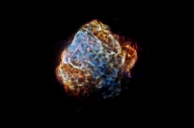 تصاویر متفاوت ناسا از فضا
