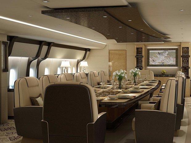 بهترین هواپیماهای خصوصی دنیا+عکس