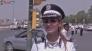 زنان پلیس راهنمایی رانندگی در بغداد (+عکس و فیلم)