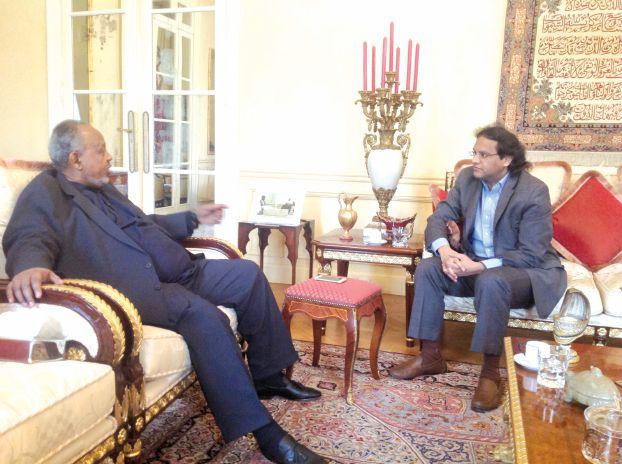 رئیس جمهوری جیبوتی: رابطه ما با ایران خوب نیست/ مخالف ایجاد پایگاه نظامی ایران در جیبوتی هستیم