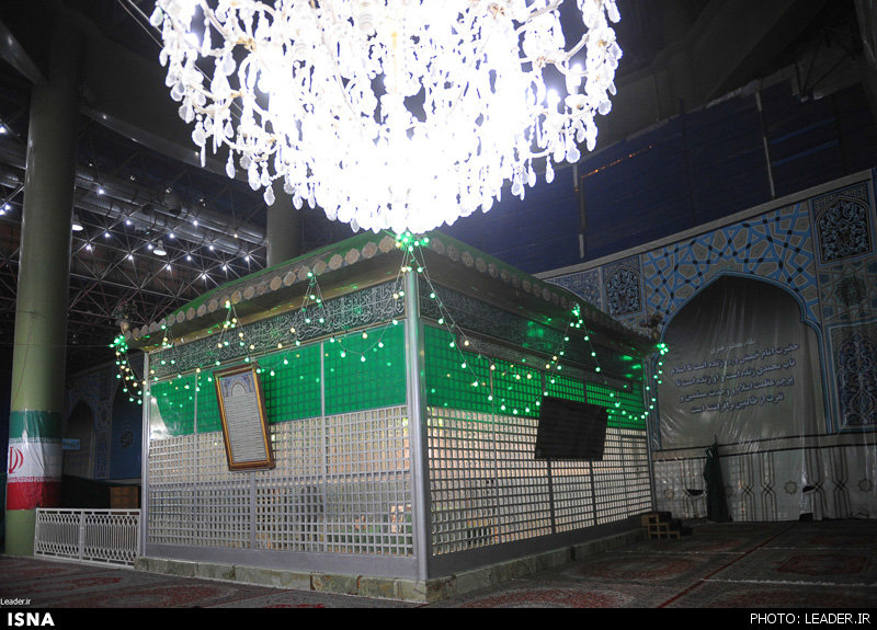 تغییر ضریح حرم امام خمینی (عکس)
