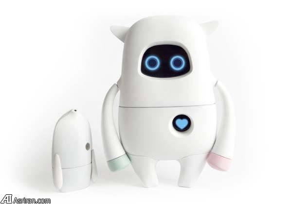 موسیو؛ رباتی مجهز به هوش مصنوعی