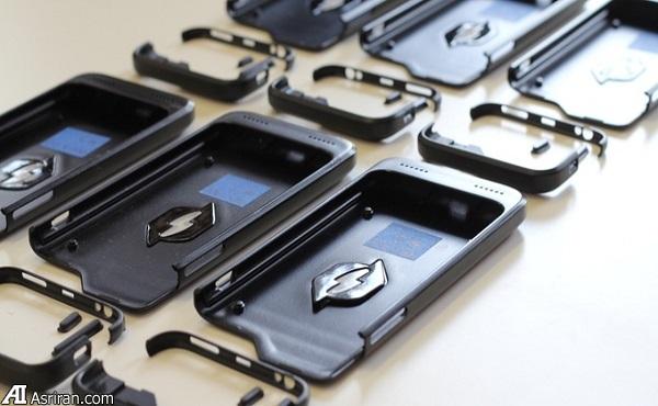 عمر بیشتر باتری تلفن هوشمند با قاب نوآورانه نیکولا