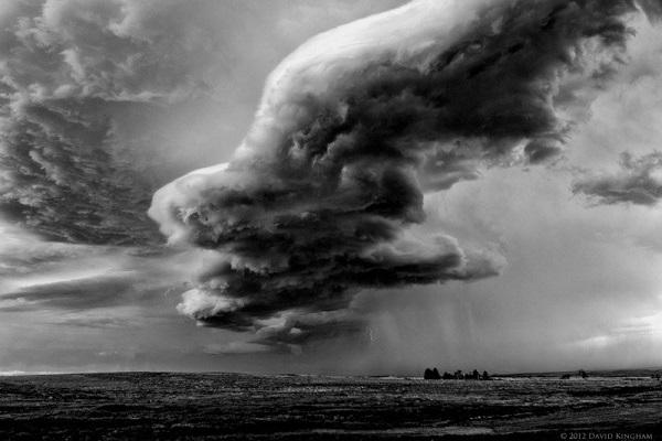 20 ابر عجیب از سراسر دنیا