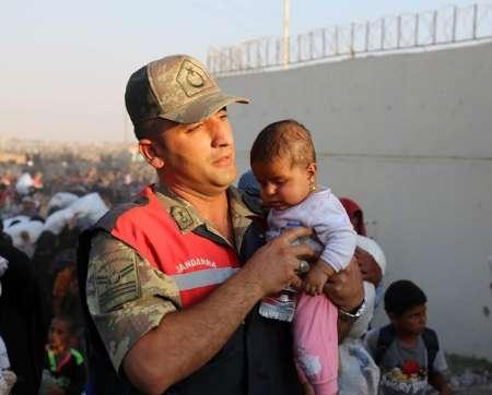 تراژدی انسانی در مرز ترکیه با سوریه