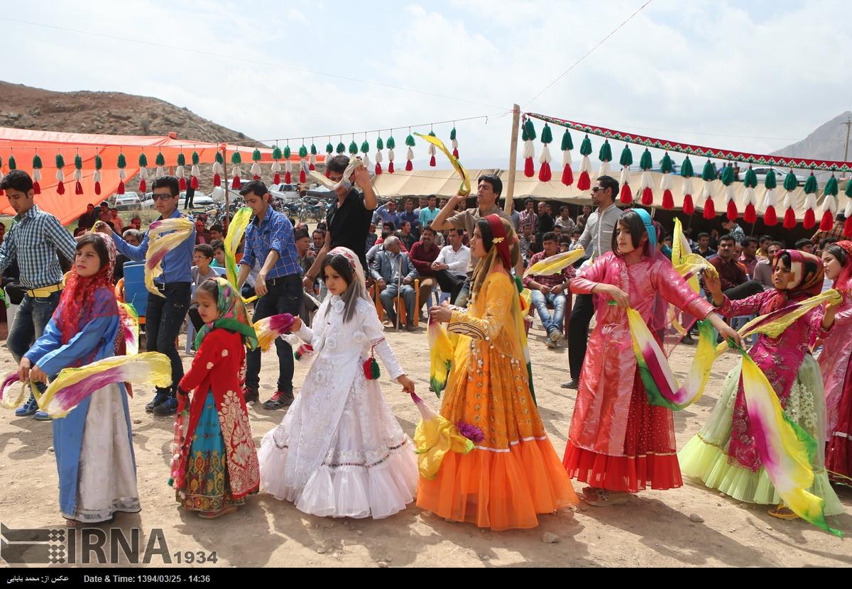 Image result for لباس مردم قشقایی