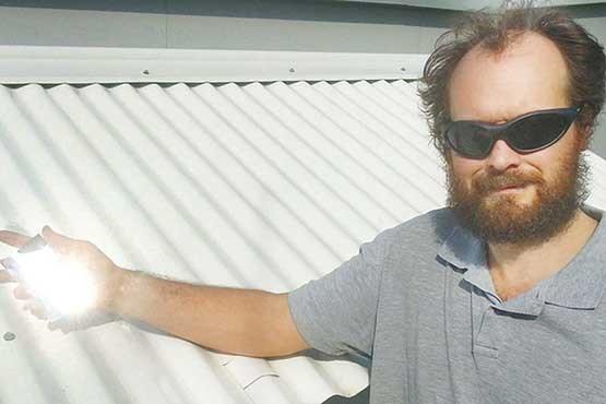 راهکاری برای خنکتر شدن سطح داغ پشت بامها در تابستان