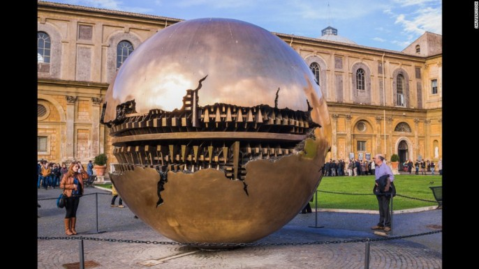 10 موزه پربازدید جهان (+عکس)