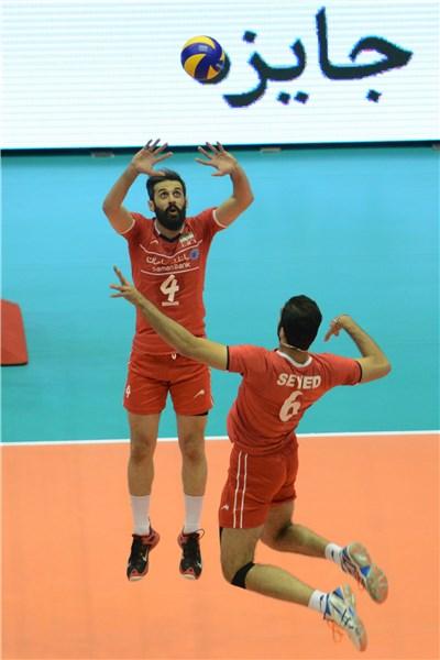 ایران 2 - آمریکا 0 / لیگ جهانی والیبال/گزارش لحظه به لحظه(+عکس/آنالیز هر ست)
