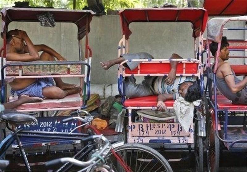 تابستان قاتل در هند (+عکس)