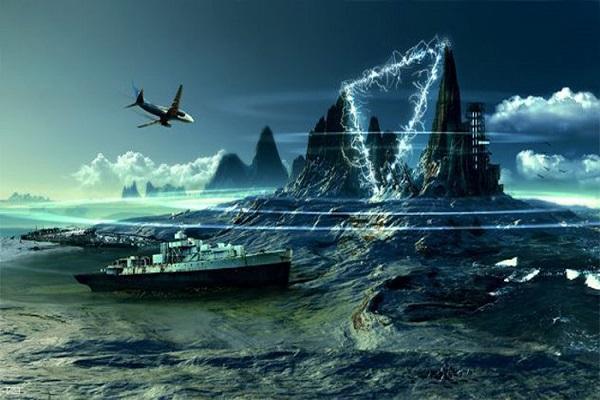 ۱۰ نقطه از کره زمین که به اندازه مثلث برمودا اسرارآمیز هستند
