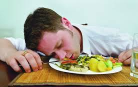 بعد از ناهار نخوابید!