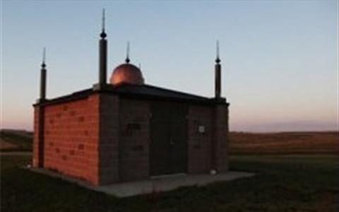 اولین مسجد آمریکا (+عکس)